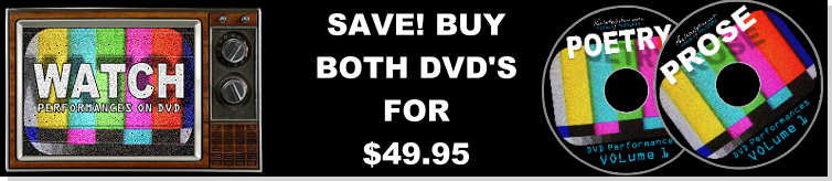 Special Deal on both DVD's | Poetry and Prose