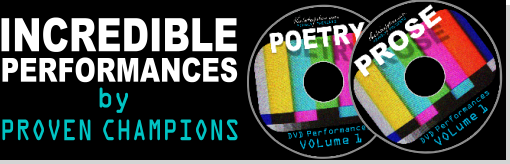 Performance DVD's Prose and Poetry